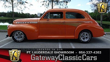 1941 Chevrolet Special Deluxe for sale 100794873