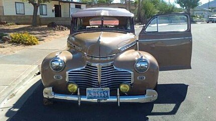 1941 Chevrolet Special Deluxe for sale 100810350
