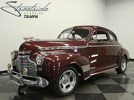 1941 Chevrolet Special Deluxe for sale 100866854