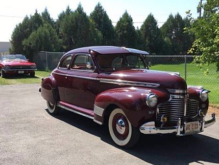 1941 Chevrolet Special Deluxe for sale 100906761
