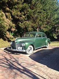 1941 Dodge Deluxe for sale 100767385