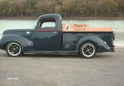 1941 Ford Custom for sale 100792872