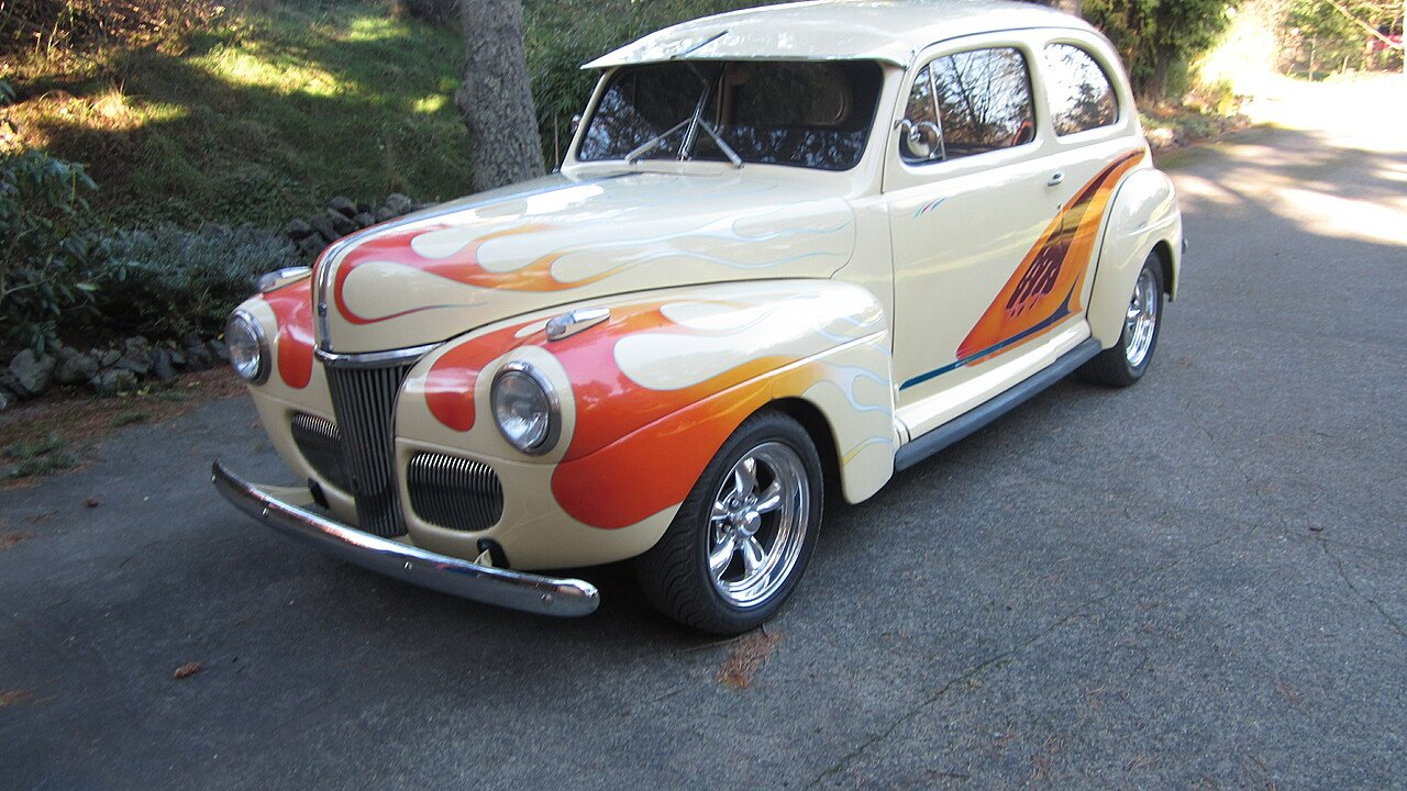 1941 Ford Deluxe for sale 100882894