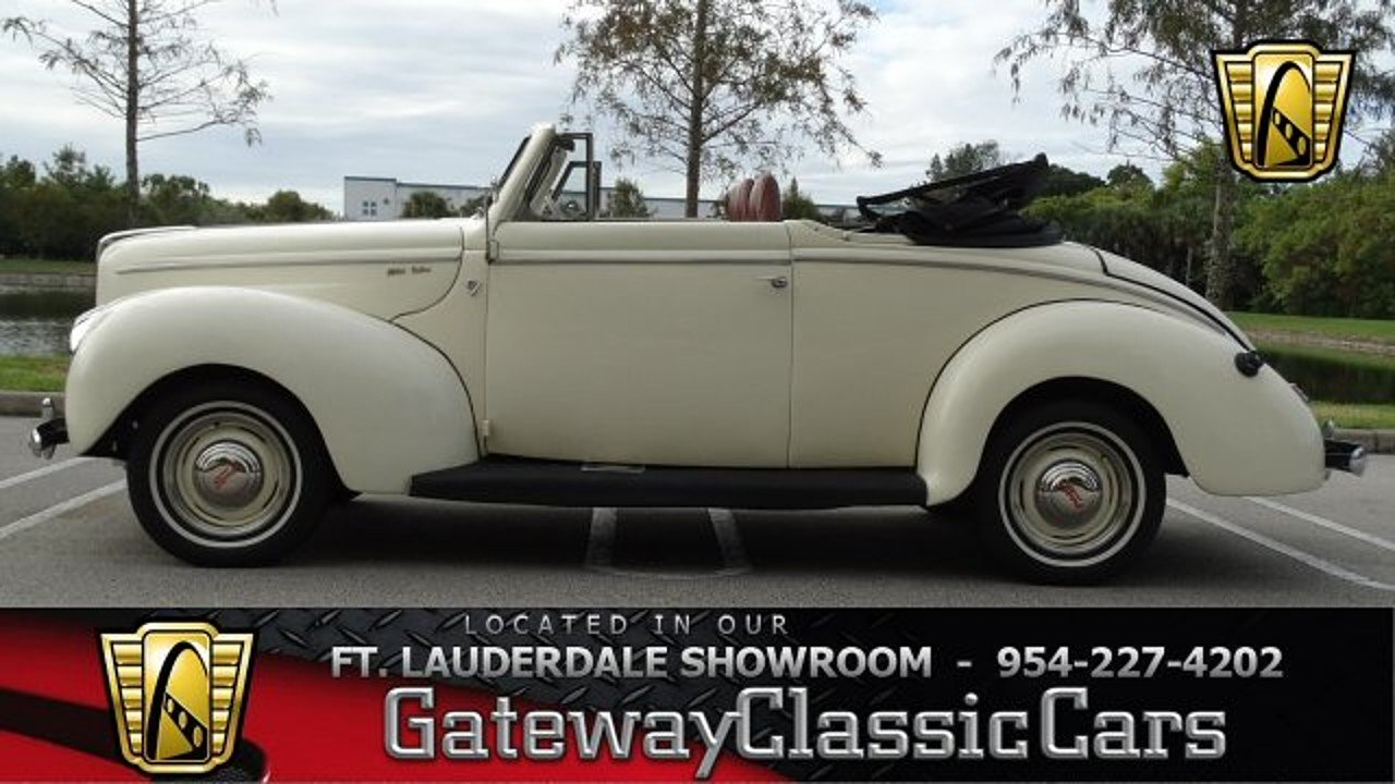 1941 Ford Deluxe for sale 100920452