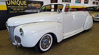 1941 Ford Deluxe for sale 100992340