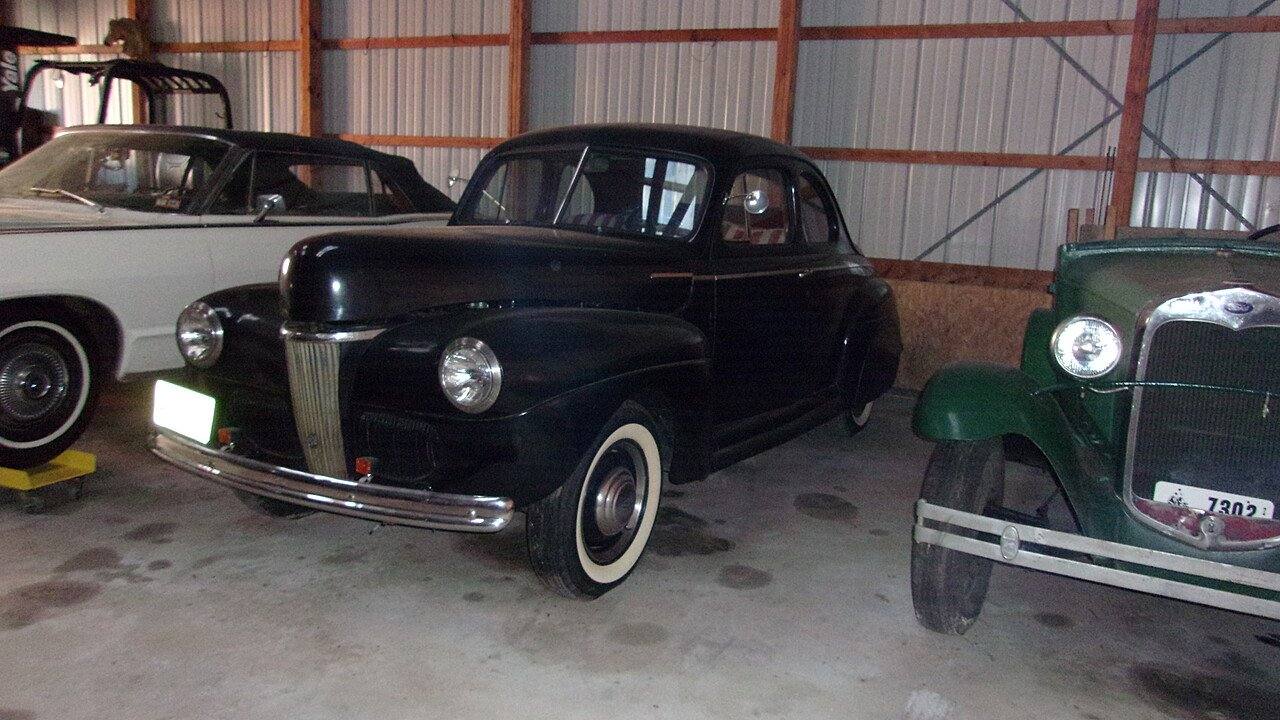1941 Ford Deluxe for sale 101012737