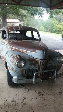 1941 Ford Deluxe for sale 100924926
