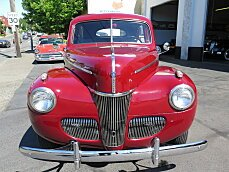 1941 Ford Other Ford Models for sale 100744624