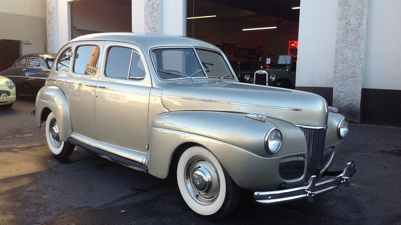 1941 Ford Other Ford Models for sale 100944827
