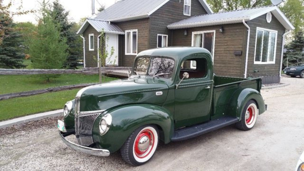 Car Auctions Ny >> 1941 Ford Pickup for sale near Riverhead, New York 11901 - Classics on Autotrader