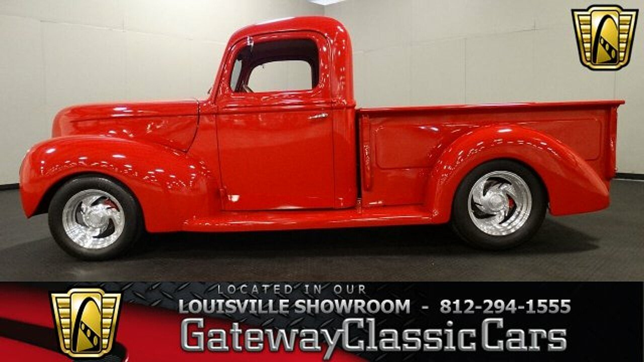 1941 Ford Pickup for sale 100881762
