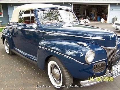 1941 Ford Super Deluxe for sale 100751888