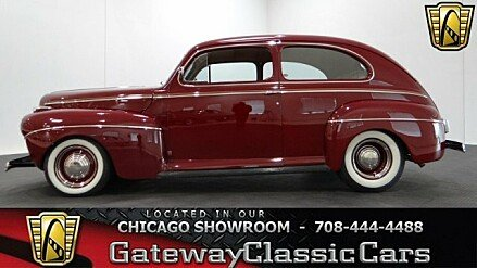 1941 Ford Super Deluxe for sale 100757921
