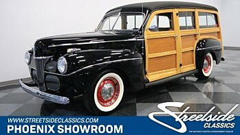1941 Ford Super Deluxe for sale 100986705