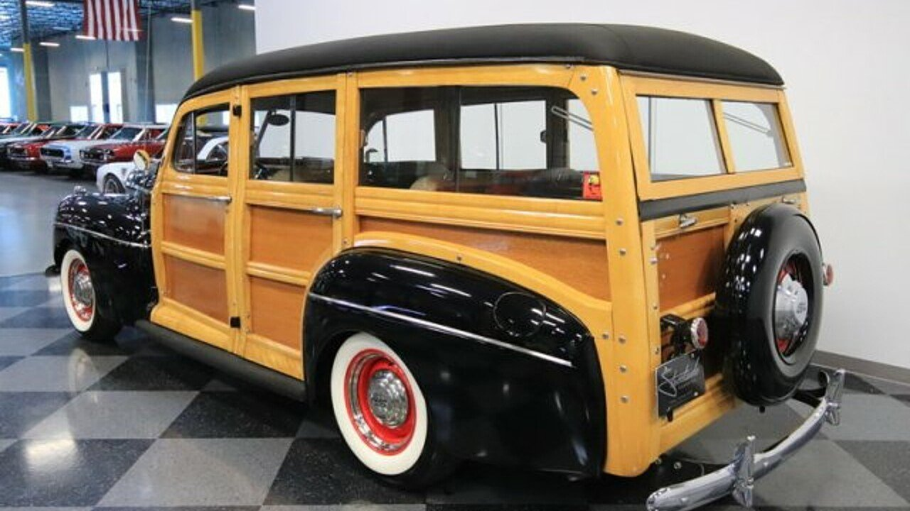 1941 Ford Super Deluxe For Sale Near Meza Arizona 85204 Classics Mercury Woody Wagon 100986705