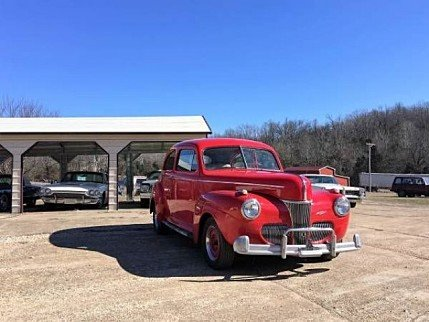 1941 Ford Super Deluxe for sale 100823206