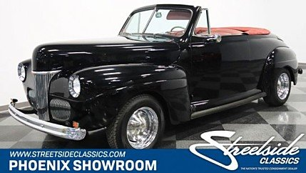 1941 Ford Super Deluxe for sale 100951393