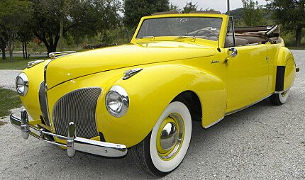 1941 Lincoln Continental for sale 100727342