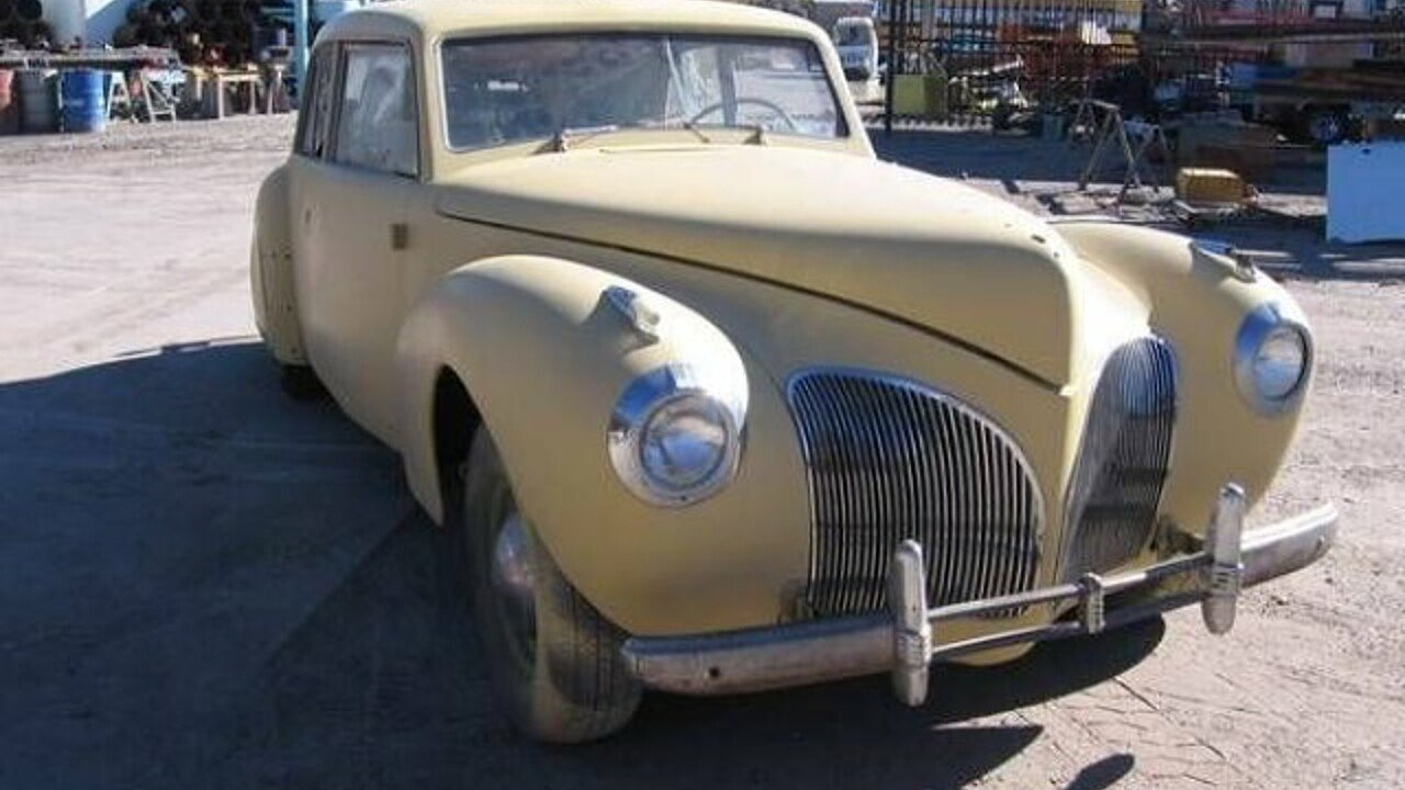 1941 Lincoln Continental for sale 100823231