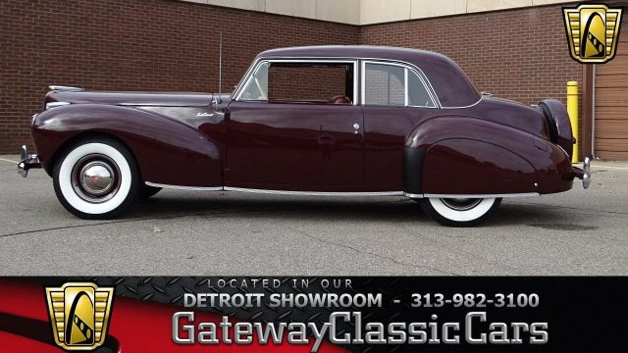 1941 Lincoln Continental for sale 100964726