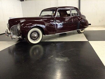1941 Lincoln Continental for sale 100736105