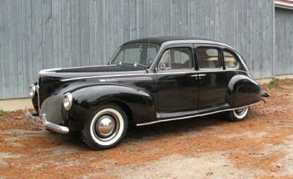 1941 Lincoln Zephyr for sale 100740875