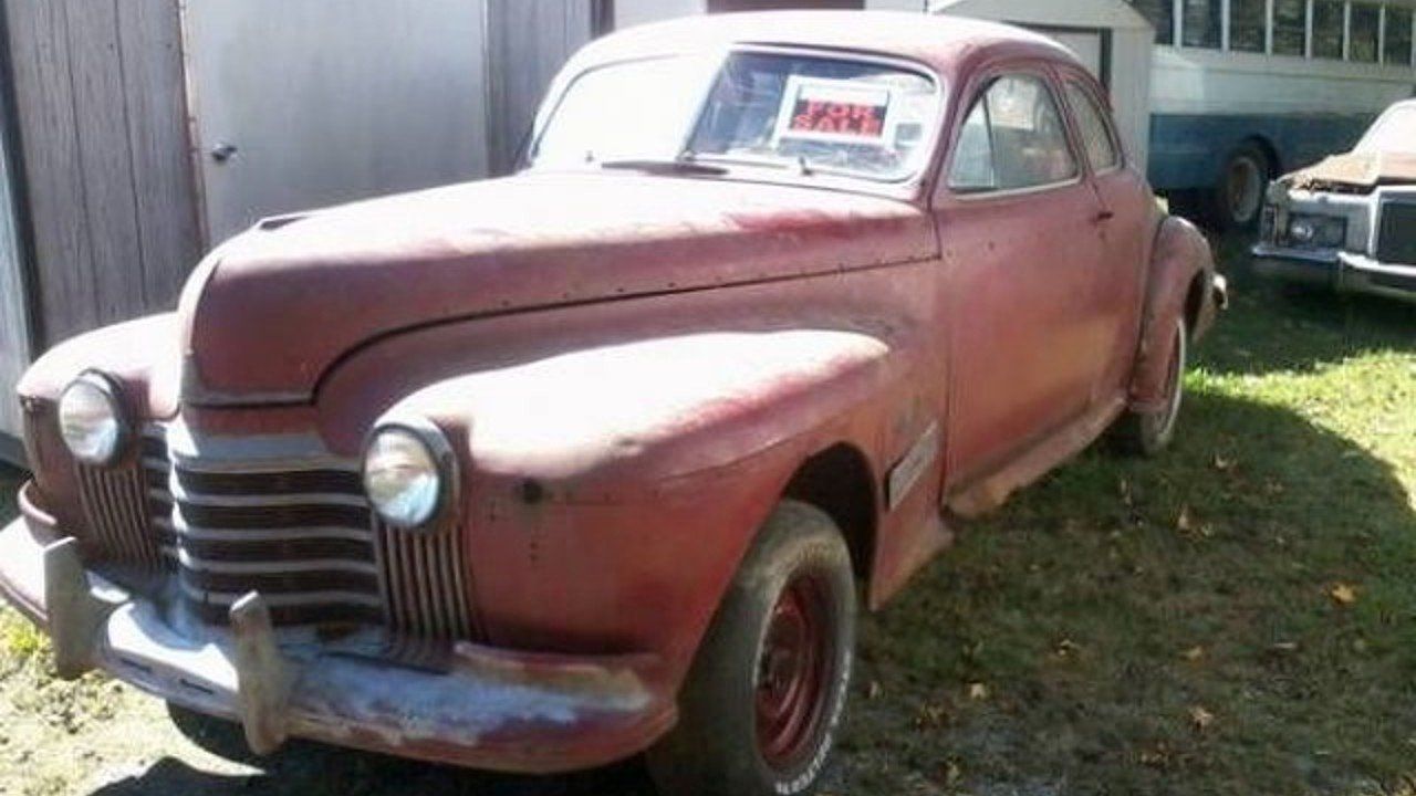 1941 Oldsmobile Ninety-Eight for sale 100823246