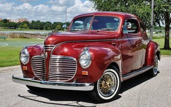 1941 Plymouth Deluxe for sale 100905151