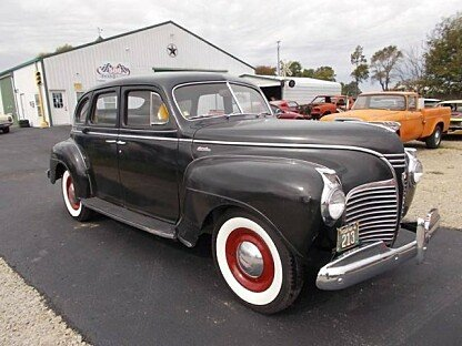 1941 Plymouth Deluxe for sale 101046819