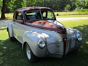1941 Plymouth Other Plymouth Models for sale 100994614