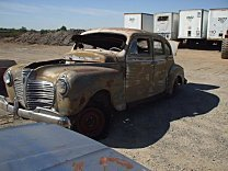 1941 Plymouth Special Deluxe for sale 100741297