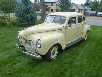 1941 Plymouth Special Deluxe for sale 100823262