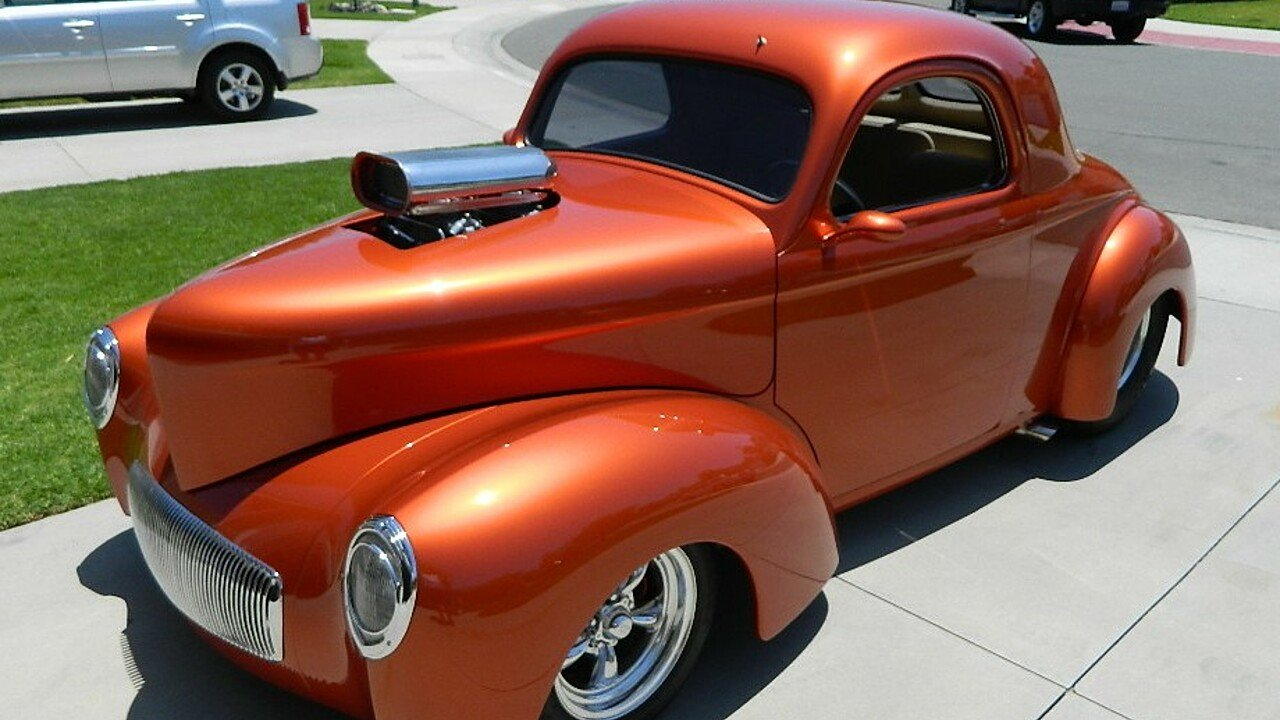 1941 Willys Custom for sale 100944645