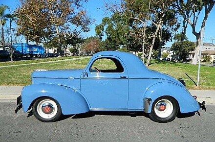 1941 Willys Custom for sale 100928457
