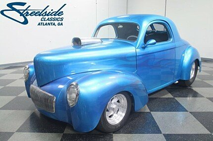 1941 Willys Custom for sale 100976057