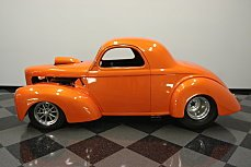 1941 Willys Other Willys Models for sale 100771440