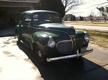 1941 plymouth Deluxe for sale 100823210