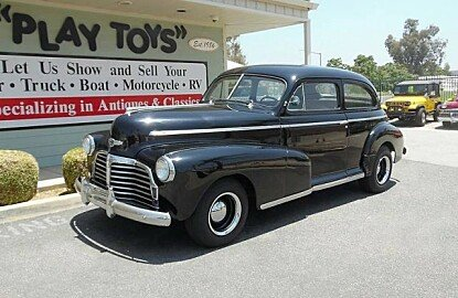1942 Chevrolet Master Deluxe for sale 100996231