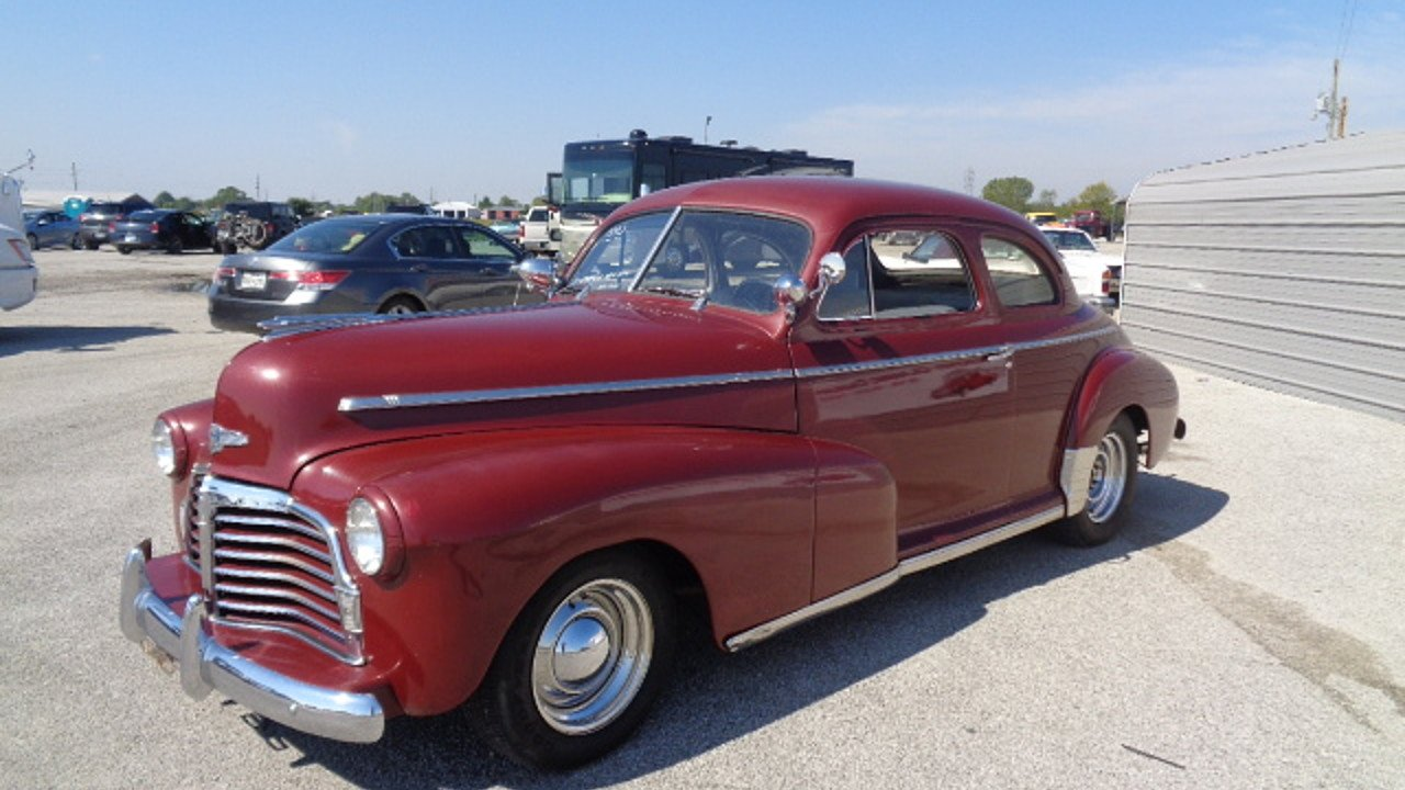 1942 Chevy Coupe Value All About Chevrolet Deluxe Other Models For Sale Near Staunton