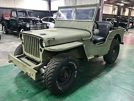 1942 Ford GPW for sale 101006968