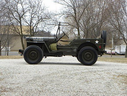 1942 Ford GPW for sale 100962113