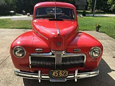 1942 Ford Super Deluxe for sale 100823278