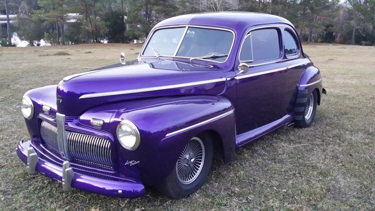 1942 Ford Super Deluxe for sale 100770721