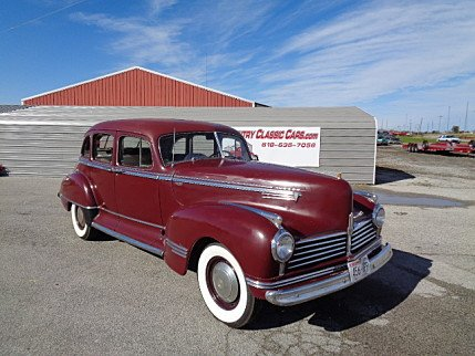 1942 Hudson Commodore for sale 100922473