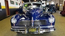 1942 Hudson Commodore for sale 101047928