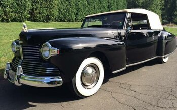 1942 Lincoln Continental for sale 100785611