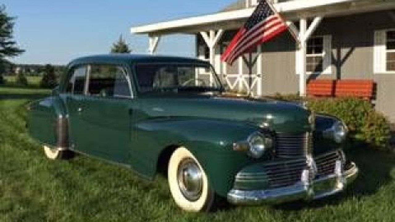 1942 Lincoln Continental for sale 100853922