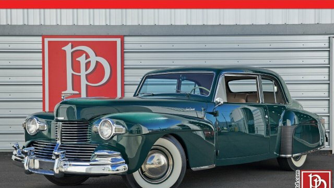 1942 Lincoln Continental for sale 100904775
