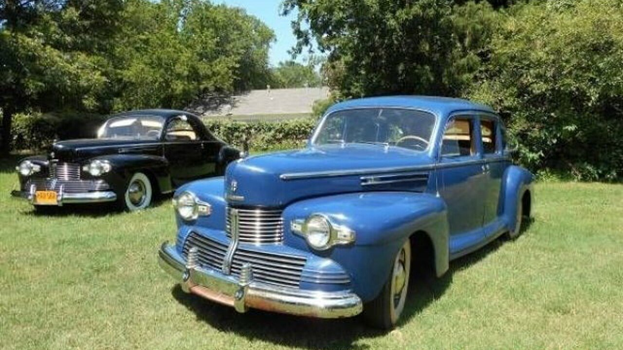1942 Lincoln Zephyr for sale 100823198