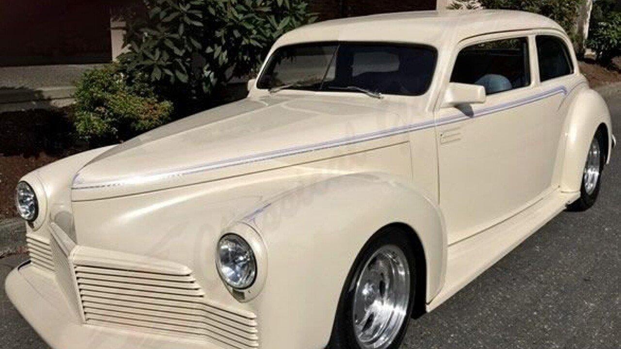 1942 Studebaker Custom for sale near Arlington, Texas 76001 ...